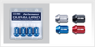 PERFORMANCE DURALUMIN WHEEL NUT