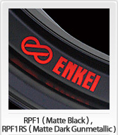 RPF1,RPF1RS (Matte Black)