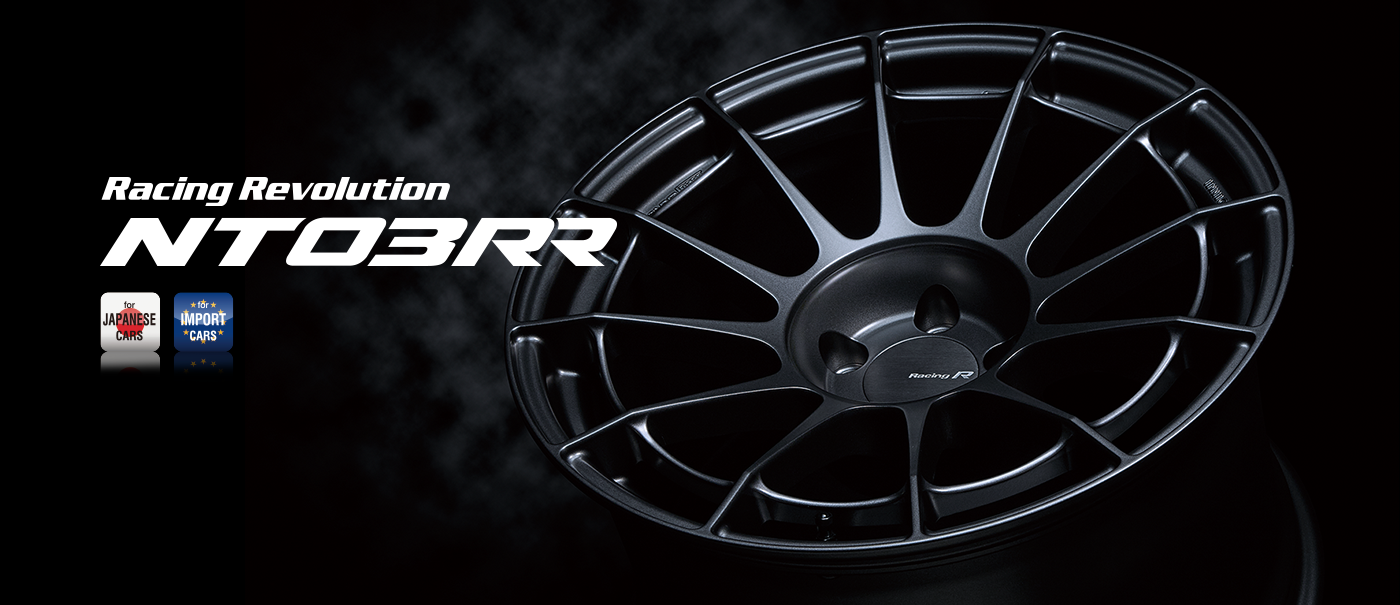 Racing Revolution NT03RR